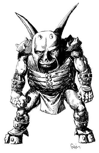Earl Geier Demon Dwarf