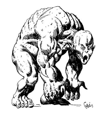 Earl Geier Presents Howling Brute