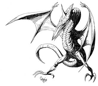 Earl Geier Rising Dragon