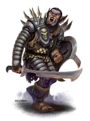 Eric Lofgren Armored Hobgoblin