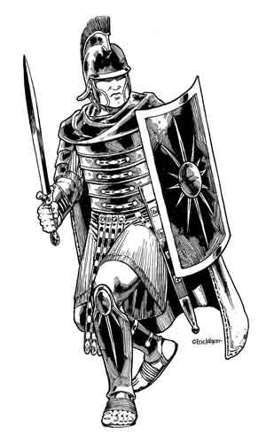 Eric Lofgren Centurion