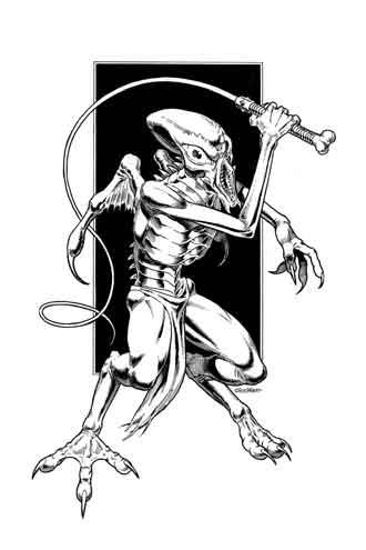 Eric Lofgren Demon Taskmaster