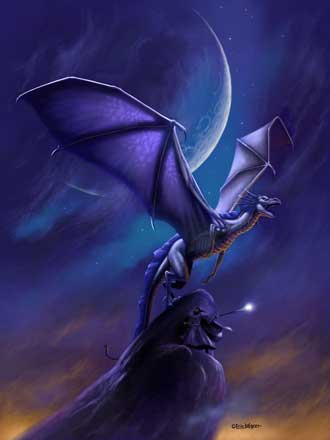 Eric Lofgren Dragon Flight