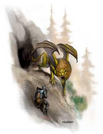 Eric Lofgren Dragonne Cave