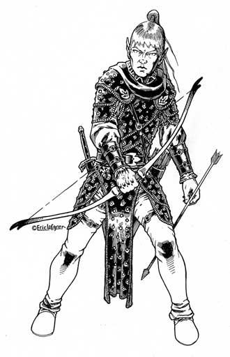 Eric Lofgren Elven Archer