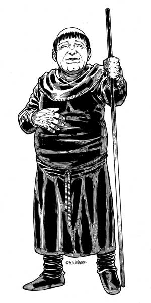 Eric Lofgren Jolly Friar