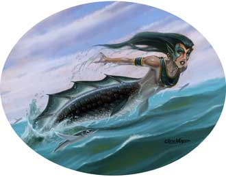 Eric Lofgren Mermaid