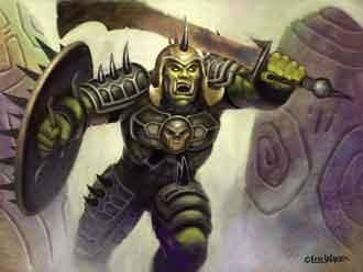 Eric Lofgren Orc Warlord