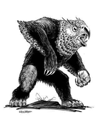 Eric Lofgren Owlbear