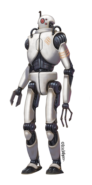 Eric Lofgren Robot Crew