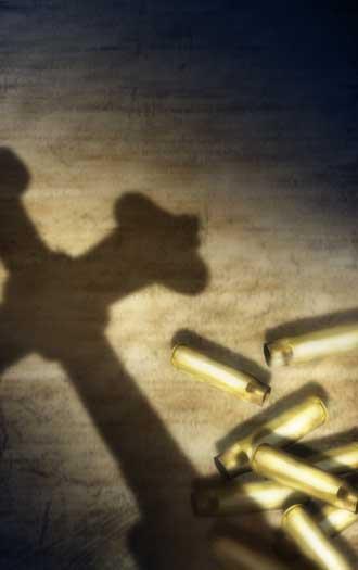 Jason Moser Presents Blessed Gunfight