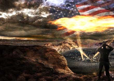 Jason Moser Fallen America
