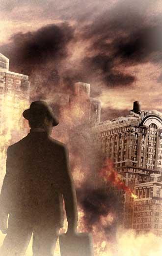 Jason Moser Watch it all Burn