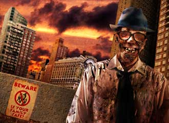 Jason Moser Zombie Business