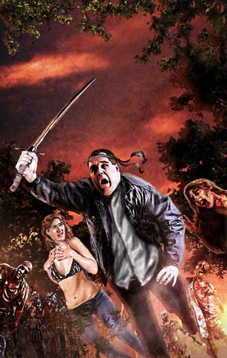 Jason Moser Presents Zombie Hunters