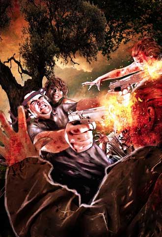 Jason Moser Zombie Showdown