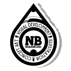 Nicolas Boone Logo