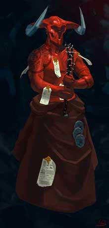 Nicolas Boone Evangelist Demon