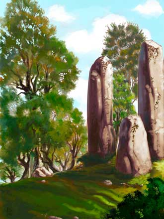 Patricia Smith Presents Standing Stones