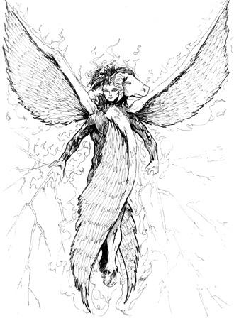Scott Harshbarger Presents Apocalypse Demon
