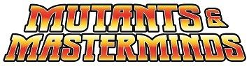 Mutants & Masterminds Logo
